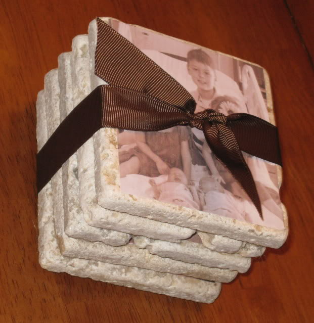 {photo tiles/coasters} - Simply Kierste Design Co.