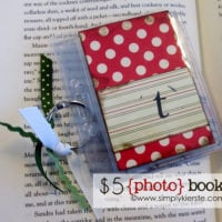 $5 Purse-sized Photo Brag Book
