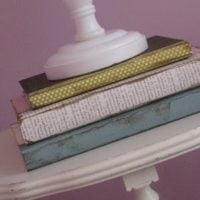 {covered decorative books}