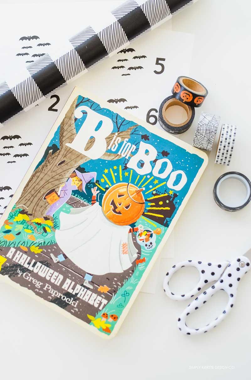 Halloween Book Countdown: 31 Days of Halloween Fun!