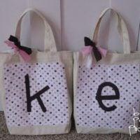 {easy preschool tote bags}
