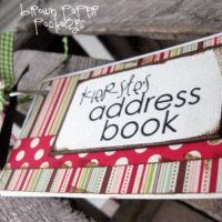 {3×5 card address book}