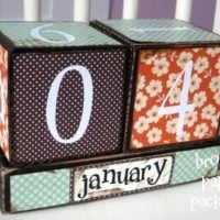 {calendar blocks}