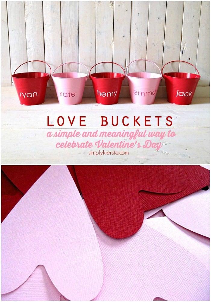 Love Buckets | simplykierste.com