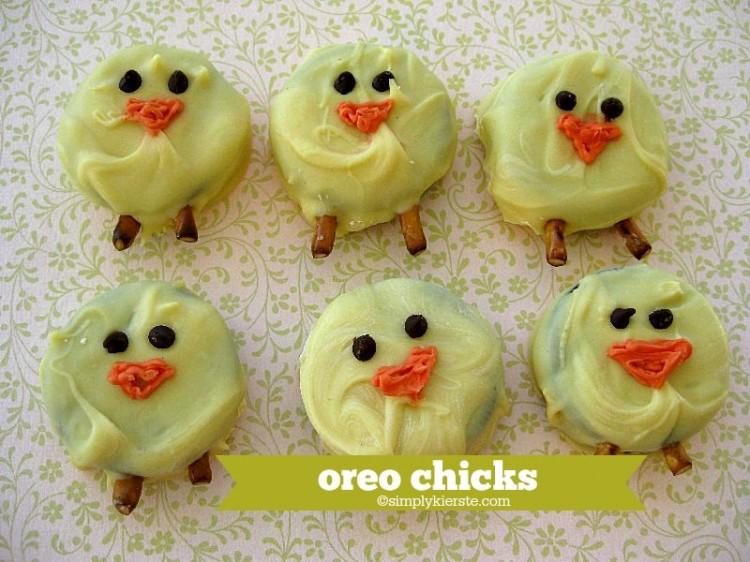 Oreo Chicks | simplykierste.com