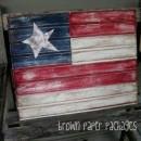 beadboard flag