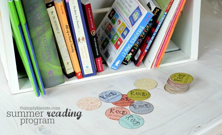 Summer Reading Program | simplykierste.com