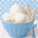 {4th of July tradition: homemade ice cream} three different ways to make it–no ice cream maker necessary!