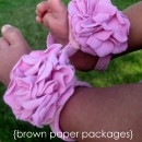 baby flower  shoes 3