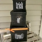 Trick-or-Treat Boxes