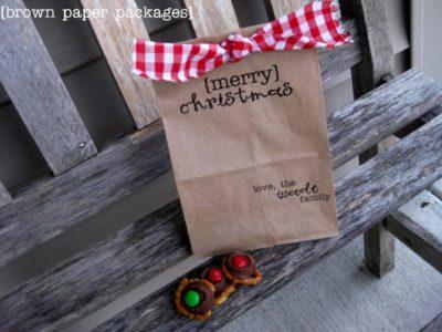 paper sack gift bags | simplykierste.com