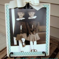{wood photo clipboards…and more!}
