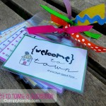 Welcome To Town! {FREE PRINTABLE}