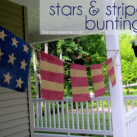Stars & Stripes Bunting