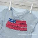 flag tee brown paper packages 1