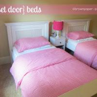 {closet door beds}