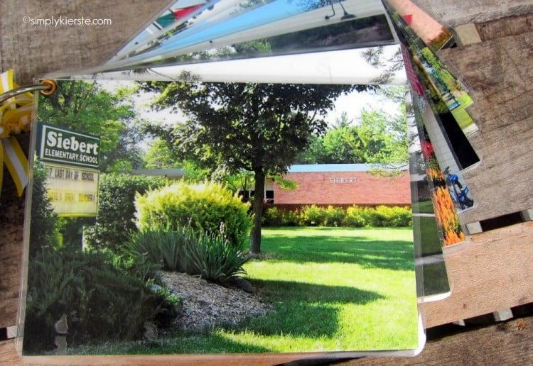 Our Town Memory Book   oldsaltfarm.com