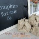 burlap pumpkins title bpp