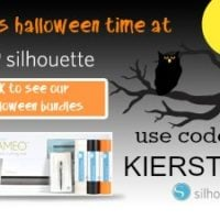 {spooky silhouette giveaway & promo}