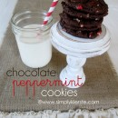 chocolate peppermint cookies simply kierste