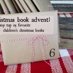 Christmas Book Advent & 25 Favorite Christmas Children's Books!