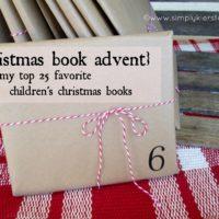Christmas Book Advent & 25 Favorite Christmas Children's Books!