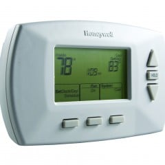 HONEYWELL 5-2 DAY PROGRAMMABLE THERMOSTAT WITH BACKLIGHT 291-268