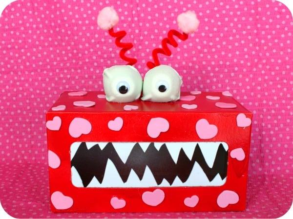 Valentine's+Monster