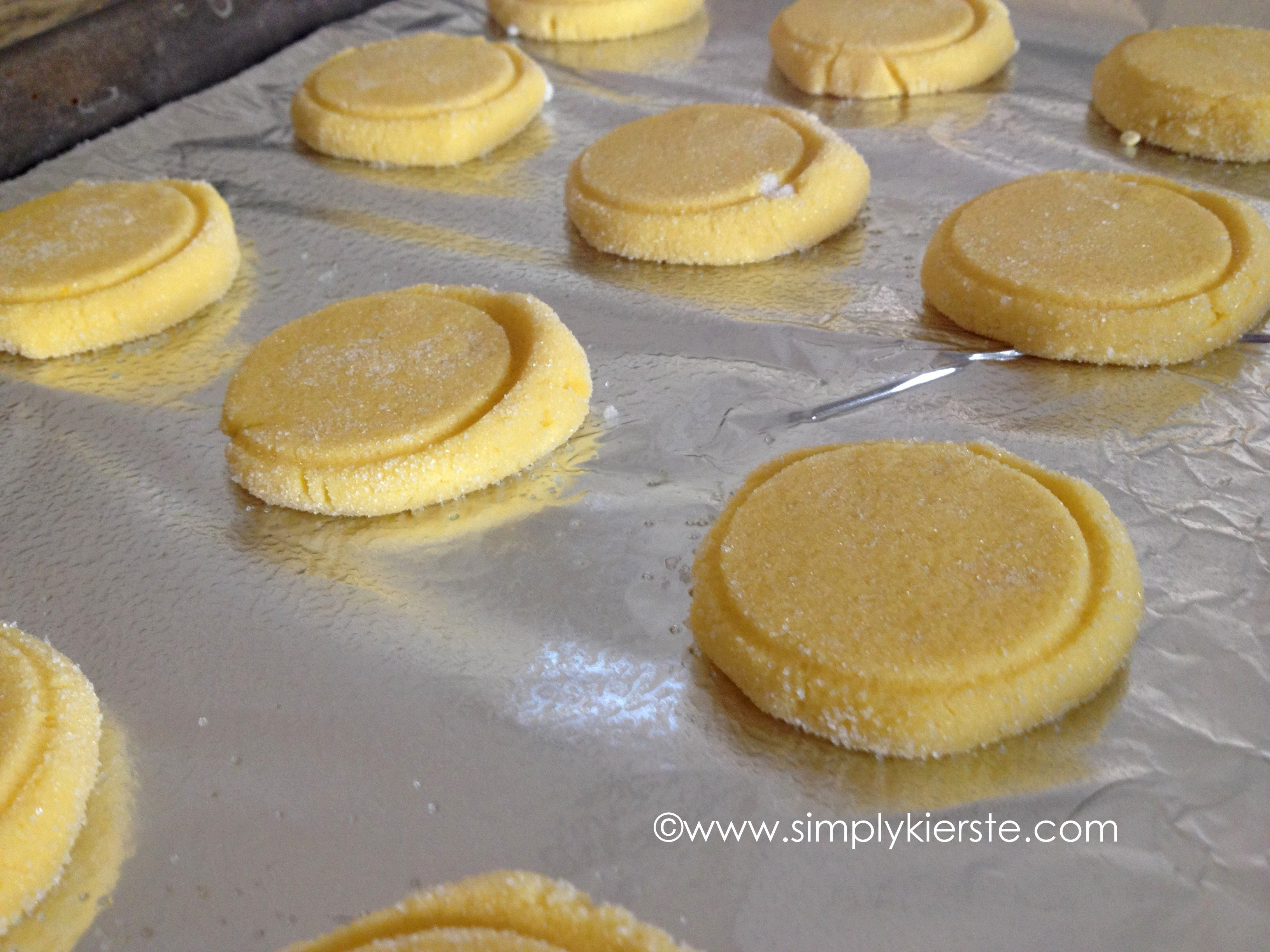 Yellow Cake Mix Cookie Heat