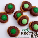 Mint Pretzel Bites | simplykierste.com