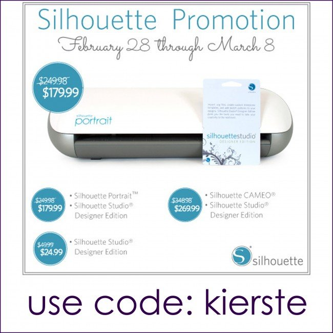 silhouette promo feb-march