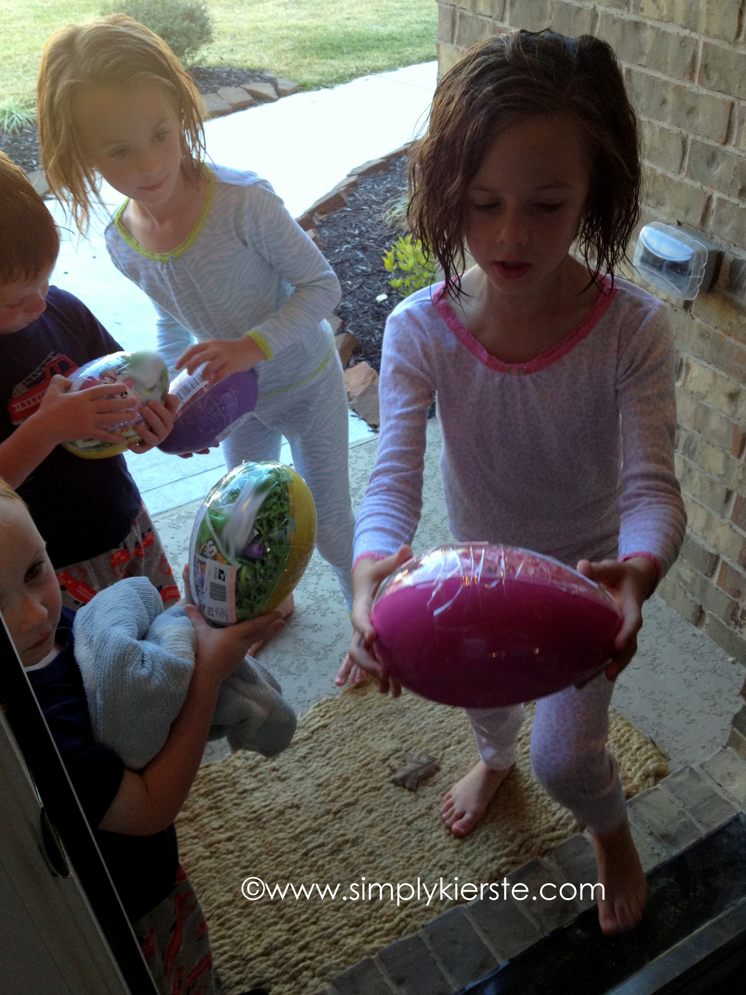 Mailing plastic easter eggs simplykierste eggs kids door copy negle Image collections