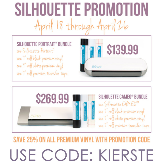 april promo with code