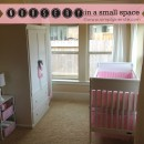 nursery in a small space | simplykierste.com