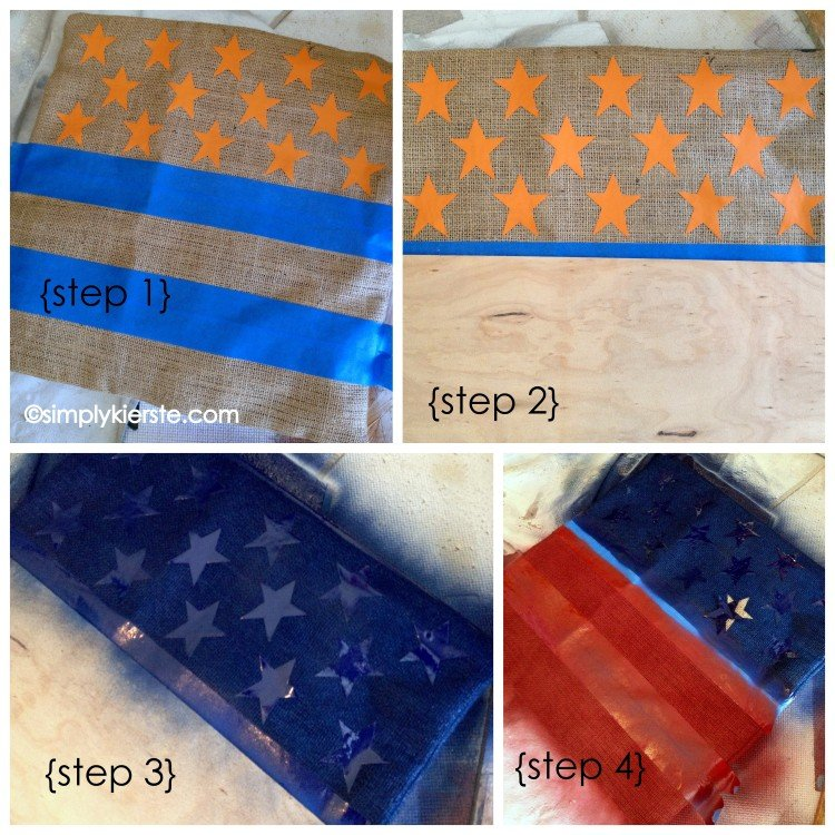 flag pillow collage | simplykierste.com