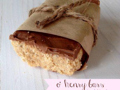 o henry bars | simplykierste.com