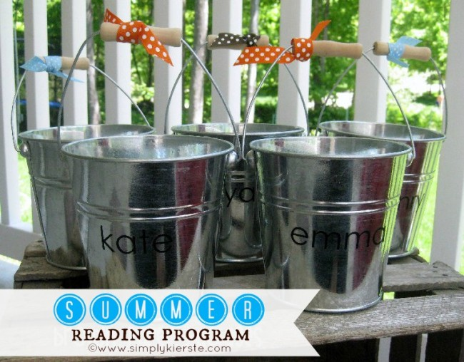 summer reading program | simplykierste.com