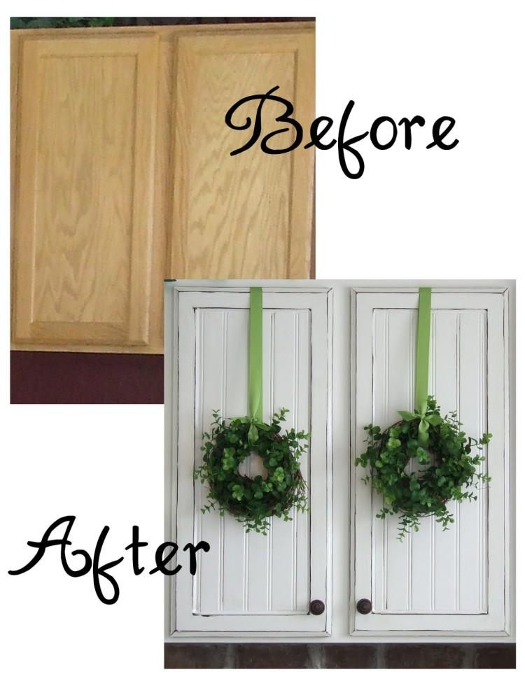 painting cabinets | oldsaltfarm.com
