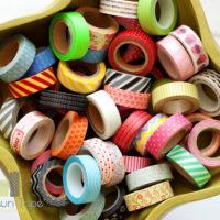 {huge washi tape giveaway!!!}