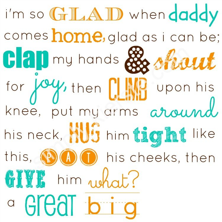 Fathers Day Free Printables Simplykierste