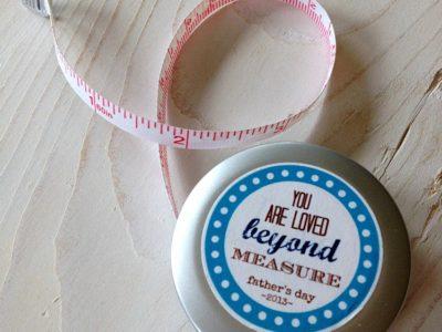 measuring tape gift | simplykierste.com