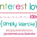 pinterest love | simplykierste.com
