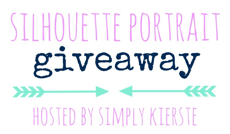 silhouette giveawa | simplykierste.com