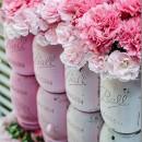 painted mason jars | simplykierste.com