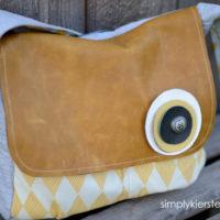 {my new favorite bag…sage & harper}