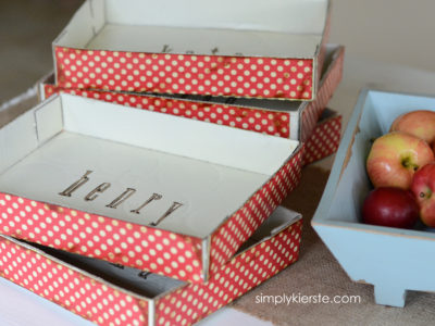 family movie night concession stand | simplykierste.com