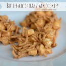 butterscotch haystack cookies | simplykierste.com
