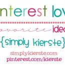 pinterest love | simplykierste.om