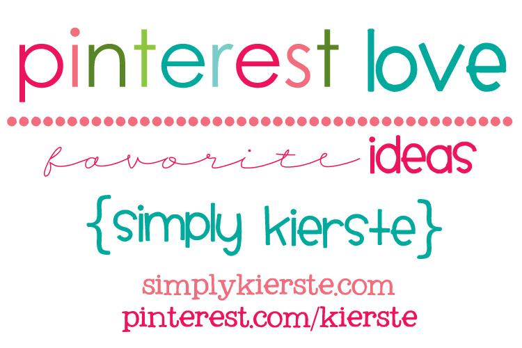 {pinterest love}