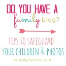 online photo safety | simplykierste.com